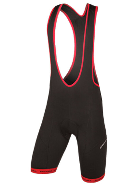 Endura Xtract Gel 400 Series Bibshorts Men red